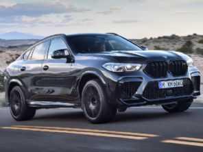 Por quase R$ 900 mil, novo BMW X6 M chega ao Brasil com 600 cv