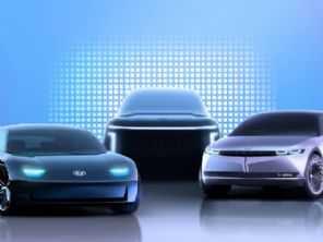 Hyundai revela sua primeira plataforma 100% elétrica