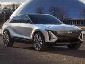 Cadillac revela o Lyriq, seu primeiro carro elétrico