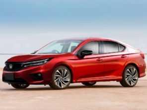 Novo Honda Civic tem imagens vazadas por patentes