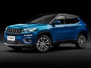 Facelift para o Jeep Compass pode ser conhecido em novembro, adianta site