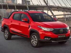 Fiat Strada automática deve estrear no segundo semestre