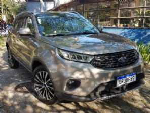 Teste: Ford Territory Titanium 2021