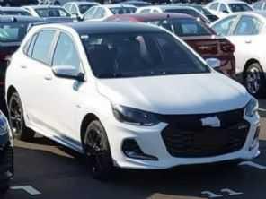 Versão RS deverá ser um dos destaques do Chevrolet Onix 2021