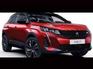 Vazam imagens dos novos Peugeot 3008 e 5008 2021