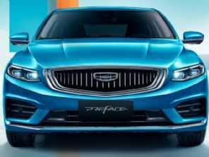 Volvo chinês, Geely Preface tem detalhes revelados