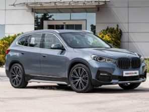 Segundo modelo mais vendido da BMW no Brasil, X1 deverá estrear nova geração em 2022