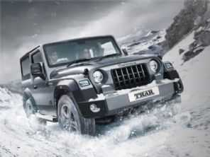 ''Jeep Wrangler'' indiano, Mahindra Thar ganha nova geração