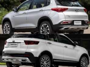 Ford Territory e CAOA Chery Tiggo 7: analisamos os SUVs médios com projetos que nasceram na China