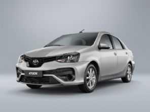 Toyota Etios estreia linha 2021 com melhora na conectividade
