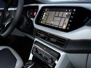 Nova central multimídia da VW fica de olho no manobrista por você