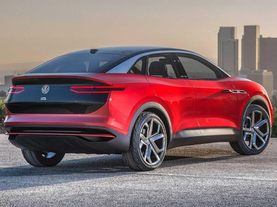 Um crossover elétrico, como o VW ID. Crozz, tem mais chances de chegar ao Brasil