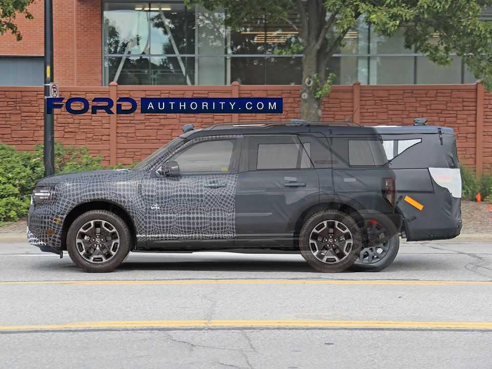 Análise do Ford Authority comparando a Maverick com o Bronco Sport