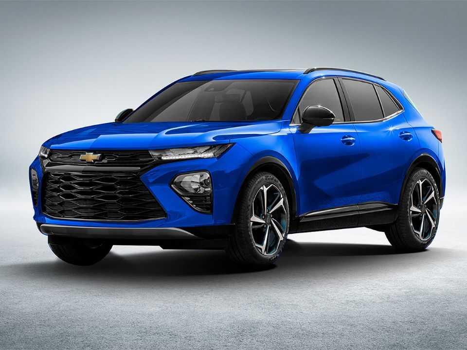 Tomando como base SUVs recentes da Chevrolet, designer imagina modelo nacional acima do Tracker
