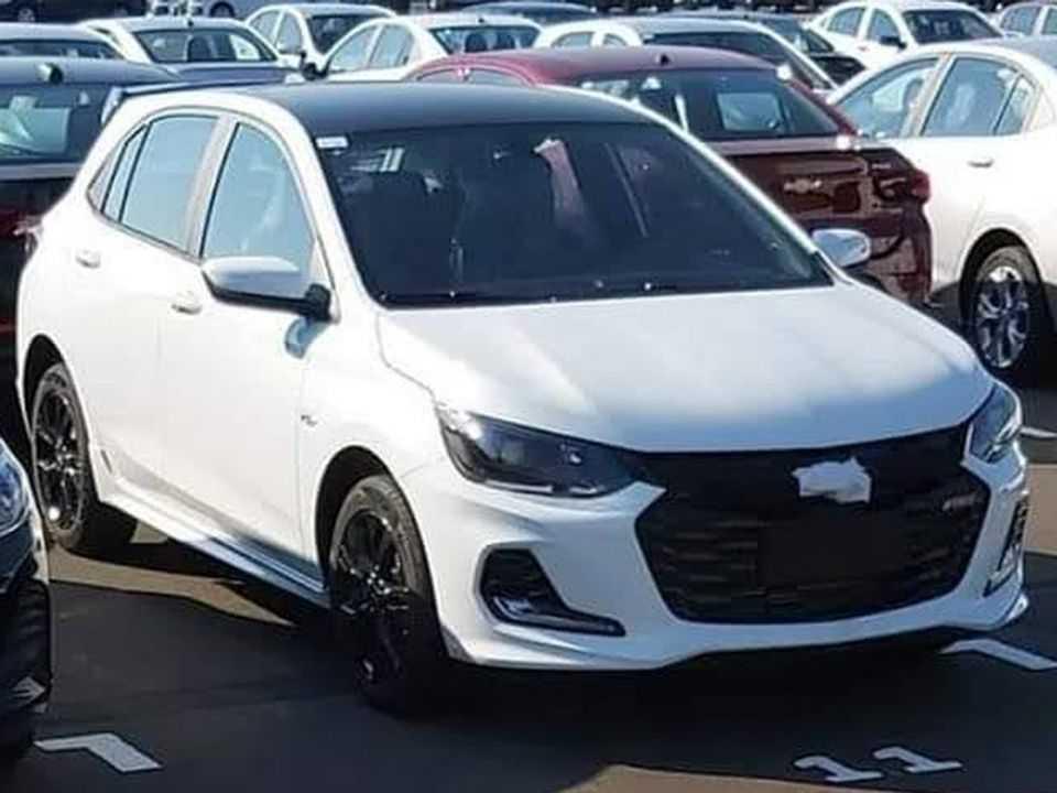 Versao Rs Devera Ser Um Dos Destaques Do Chevrolet Onix 2021 Autoo