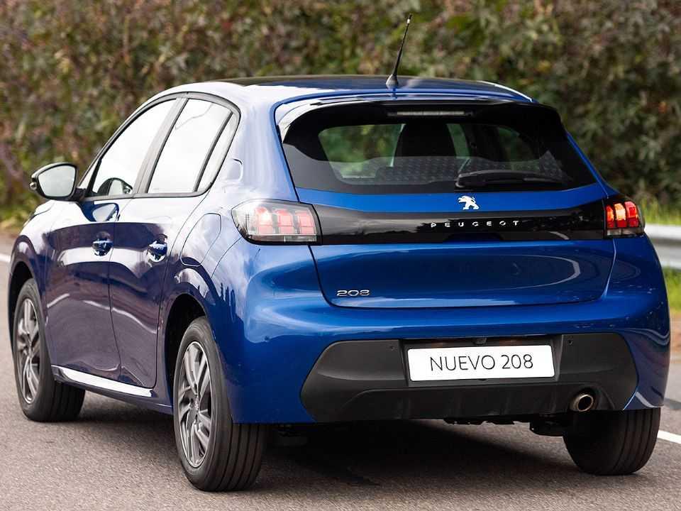 Nova geração do Peugeot 208 produzida na Argentina