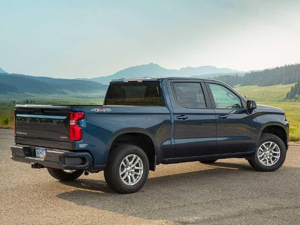 Chevrolet Silverado RST 2020