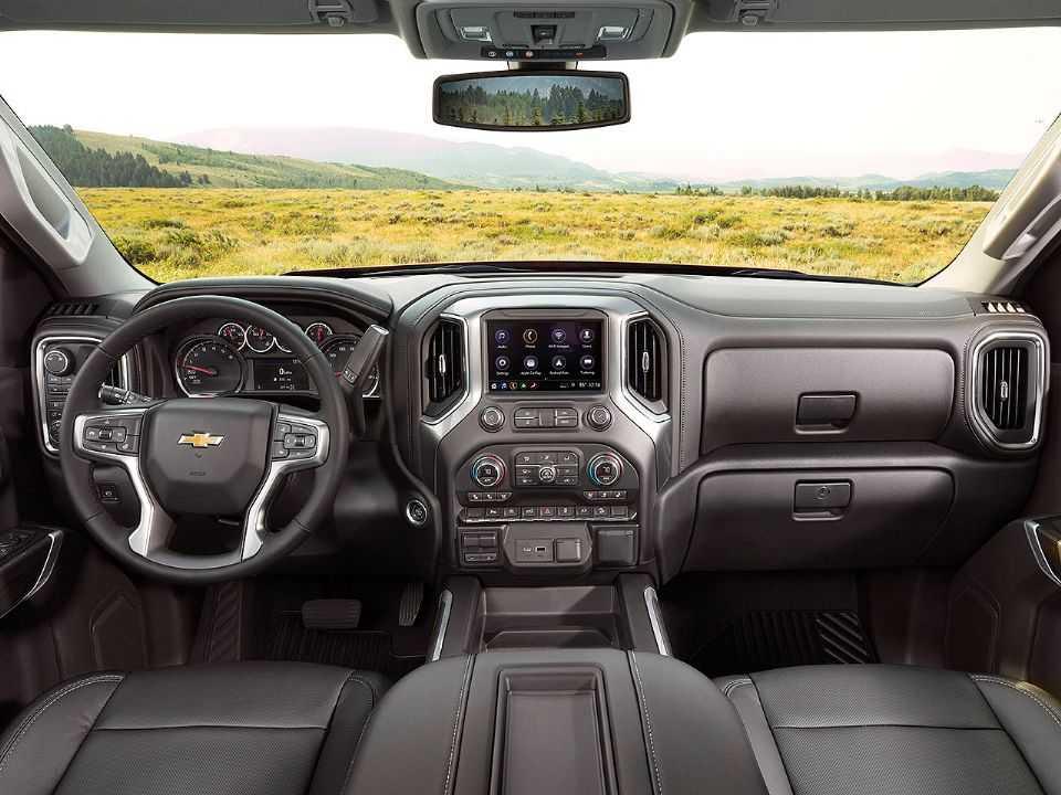 Chevrolet Silverado LTZ 2020