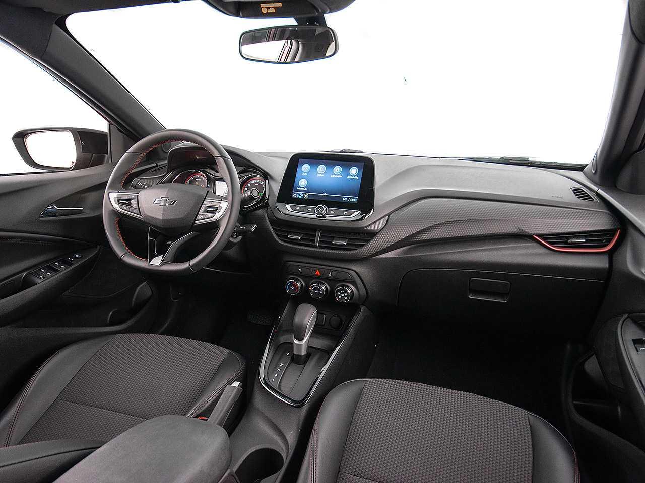 ChevroletOnix 2021 - painel