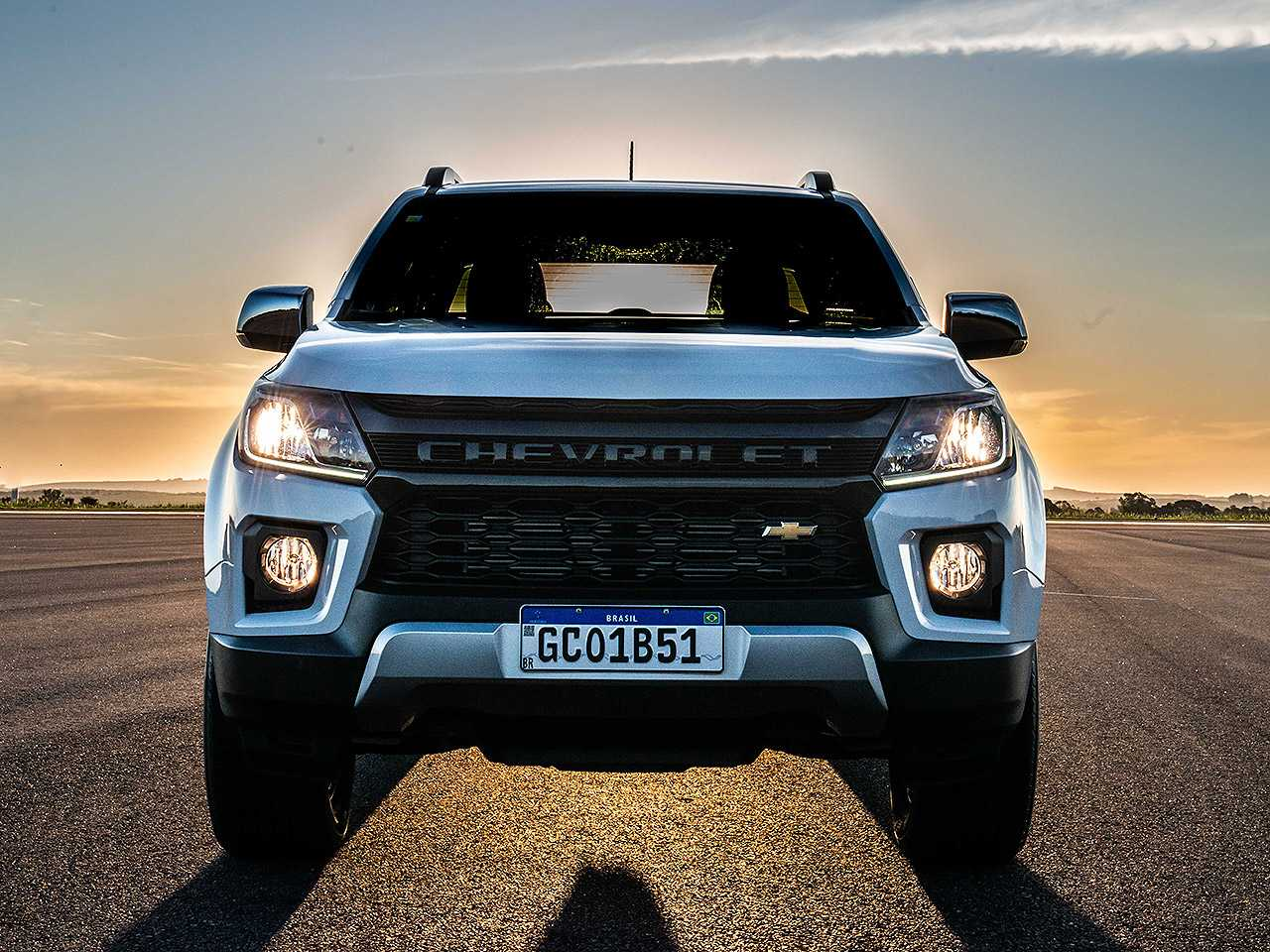 ChevroletS10 2021 - frente