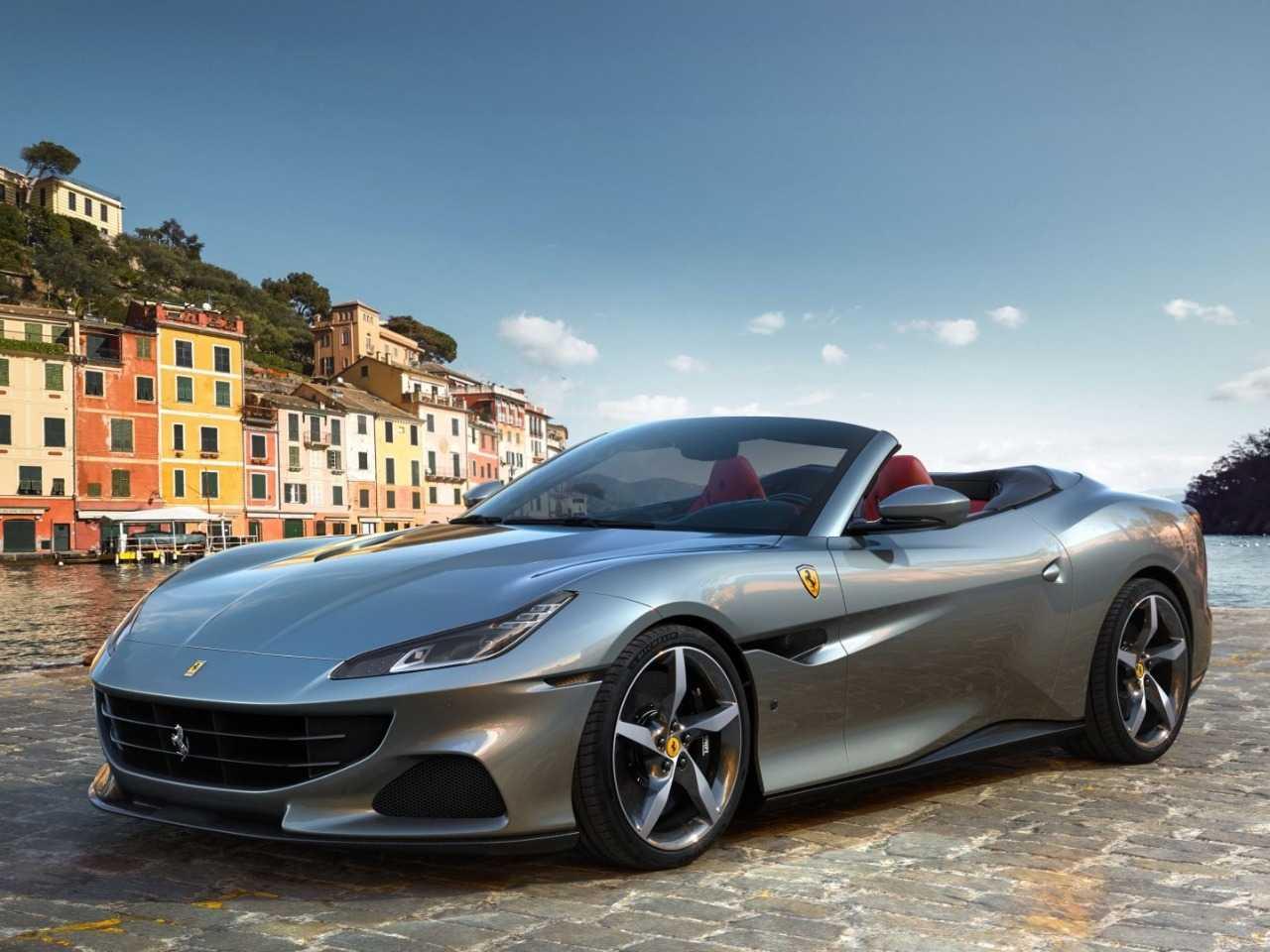 Ferrari Portofino 2021