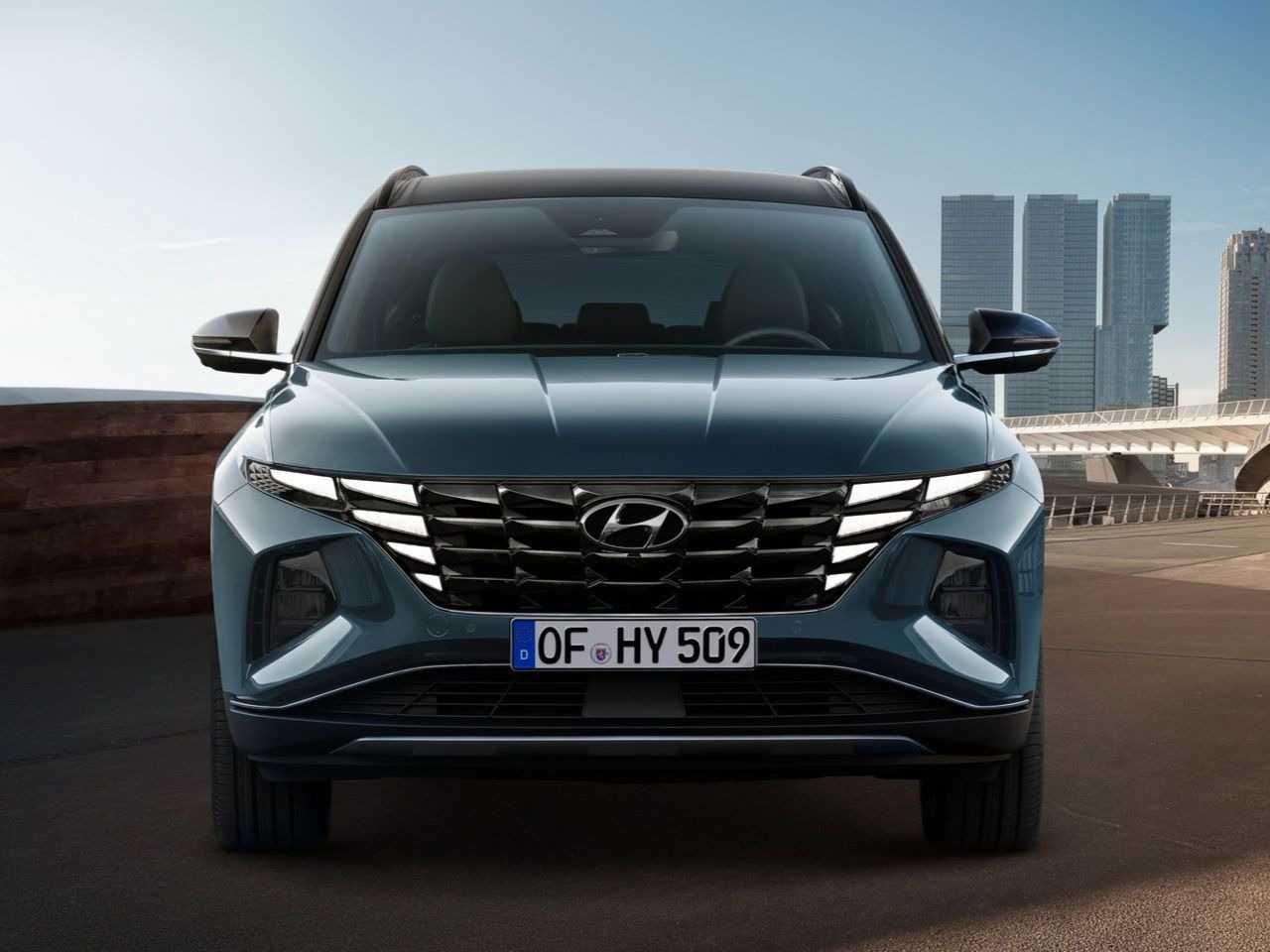 HyundaiTucson 2021 - lateral