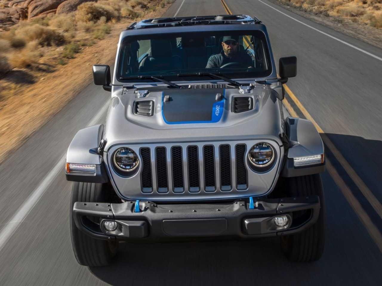 JeepWrangler 2021 - frente