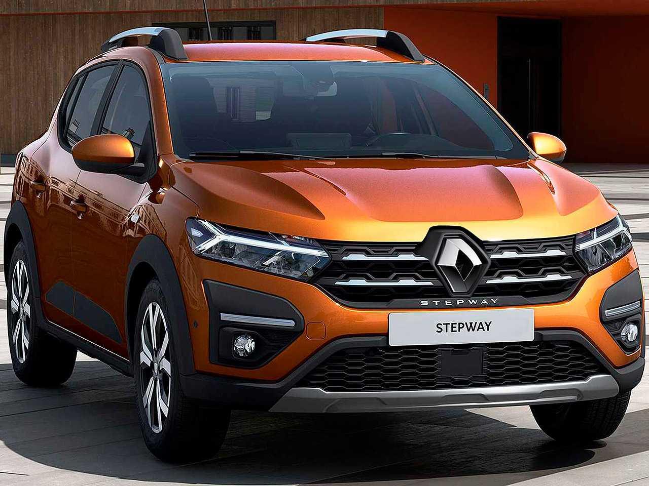 Projeção de Kleber Silva para novo Stepway com a identidade da Renault