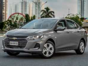 Sucesso no Brasil, GM desiste de lançar o Chevrolet Onix Plus no Oriente Médio