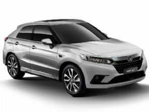 Projeções atualizadas: como deverá ficar o Honda HR-V em sua segunda geração