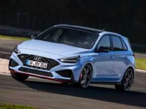 Novo Hyundai i30 N estreia com até 280 cv de potência