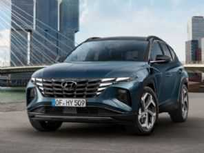 Quarta geração do Hyundai Tucson é revelada globalmente