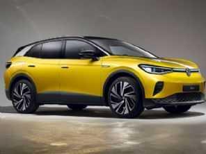 Cotado para o Brasil, SUV elétrico ID.4 é revelado pela Volkswagen