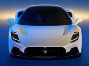 Com motor inspirado pela F1, Maserati apresenta seu novo superesportivo: o MC20
