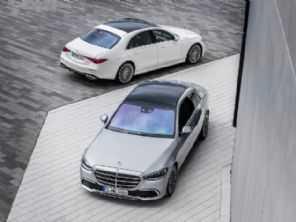 Mercedes-Benz revela a nova geração do Classe S, seu modelo mais sofisticado