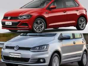 Com as futuras mudanças na gama VW, devo comprar um Polo ou um Fox no momento?