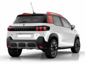 Peugeot 1008 será o mini-SUV gêmeo do novo C3 no Brasil