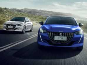 Somente com versões automáticas, novo Peugeot 208 parte de R$ 74.990 com motor 1.6
