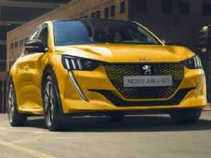 Mercado: Peugeot 208 ''ressuscita''; Chevrolet volta à liderança