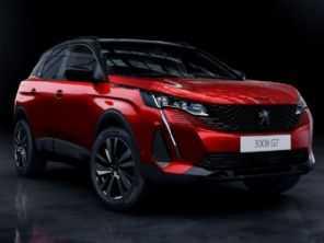 Peugeot apresenta o novo 3008 2021 com visual atualizado