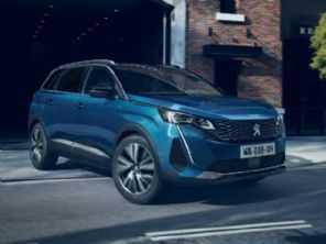 Depois do 3008, Peugeot apresenta o novo 5008