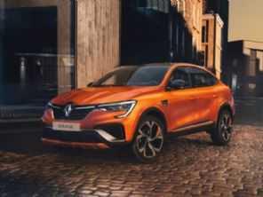 Mais próximo do Brasil? Renault Arkana 2021 é revelado na Europa