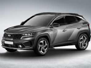 Novo Kia Sportage estreia em 2021 com elementos do Hyundai Tucson