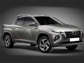 Novo Hyundai Tucson pode dar origem a uma picape