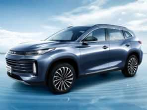 Tiggo 8 de luxo, Exeed TXL ganha facelift na China