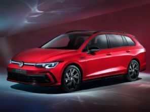 Volkswagen revela nova geração da perua Golf Variant
