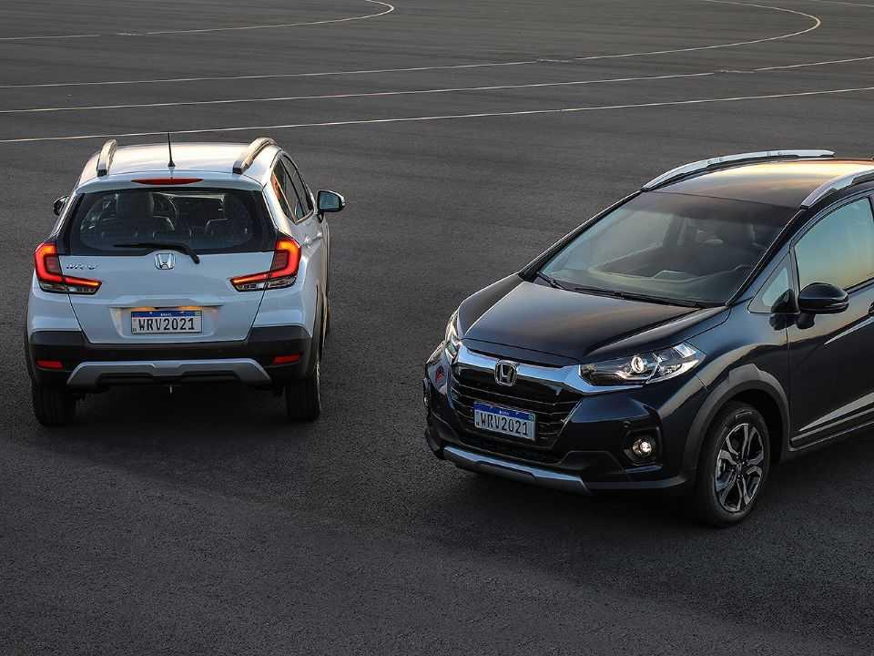 HondaWR-V 2021 - outros