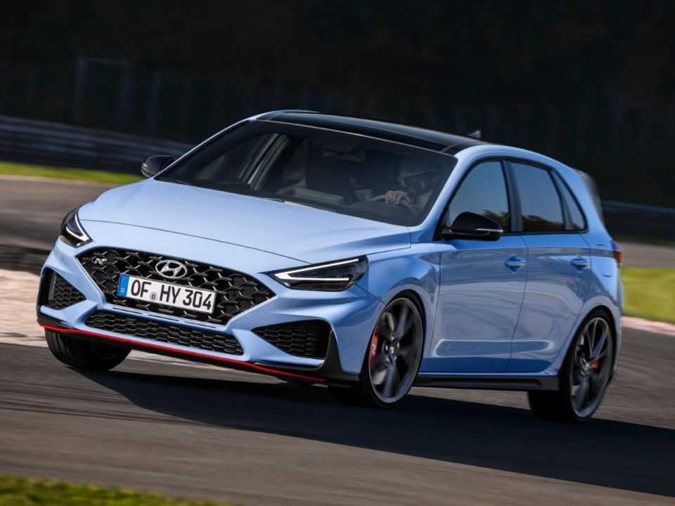 Hyundai i30 2021