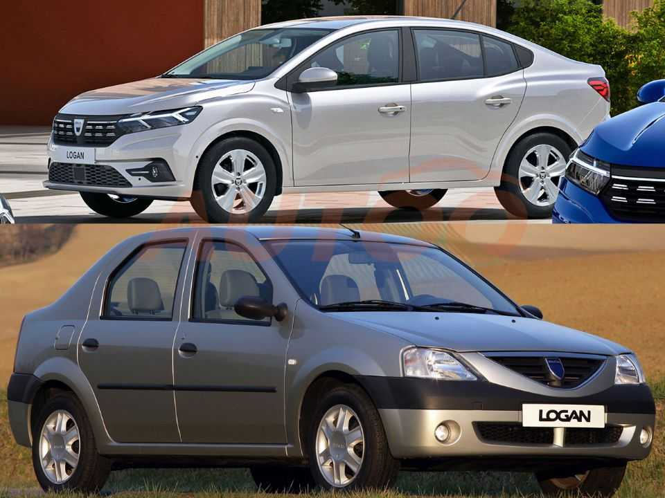 O Logan 2006 vs o Logan 2022: evolução impressionante