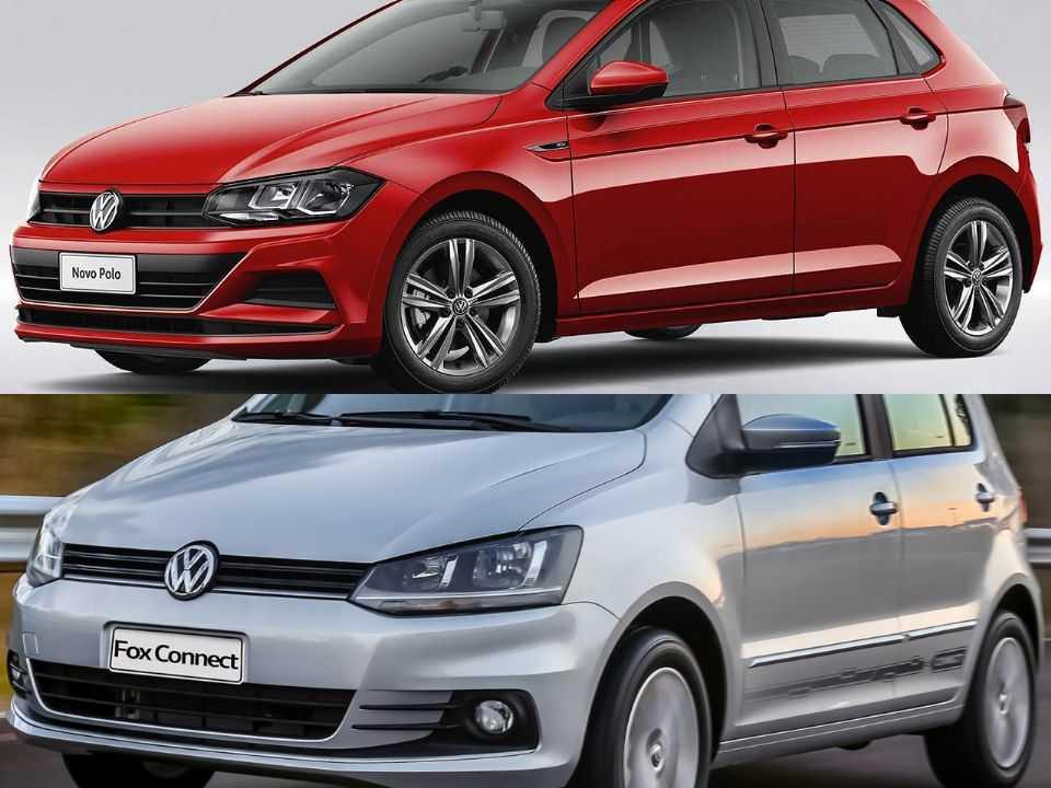 Volkswagen Polo e Volkswagen Fox